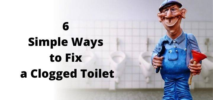 how to dissolve poop stuck in the toilet
